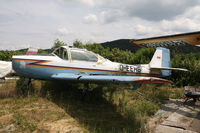 D-EEHG @ EDTS - has seen better days... - by olivier Cortot