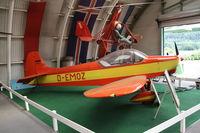 D-EMOZ @ EDTS - museum exhibit - by olivier Cortot
