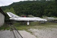 0310 - nice MiG-21 F - by olivier Cortot