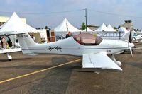 21-YT @ LFLV - Dyn'Aero MCR-01 Banbi [249] Vichy~F 08/07/2008 - by Ray Barber