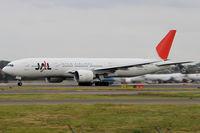JA704J @ YSSY - rolling on 16R - by Bill Mallinson