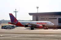 VT-SCC @ VABB - Last IA Livery? After merge with Air India - by JPC