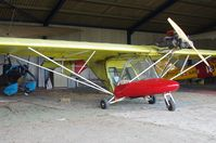 G-MYYL @ X3PF - Parked at Priory Farm, Norfolk.