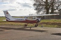 D-EAFT @ EGHH - Possible new resident - by John Coates