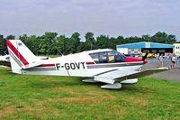 F-GOVT @ LFLV - Robin DR.400/140B Dauphin 4 [2325] Vichy~F 08/07/2006