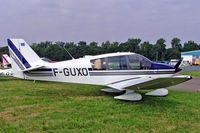 F-GUXO @ LFLV - Robin DR.400/180 Regent [2496] Vichy~F 08/07/2006