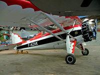F-AZAK @ LFFQ - Morane-Saulnier MS.230 [403] La Ferte Alais~F 06/07/2006