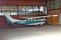 F-BNLH @ LFLV - Cessna T.210F Turbo Centurion [T210-0074] Vichy~F 08/07/2006