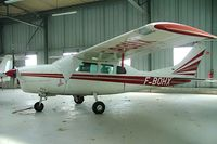 F-BOHX @ LFOZ - Cessna T.210G Turbo Centurion [T210-0241] Orleans-St. Denis~F 06/07/2006