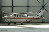 F-GICJ @ LFOZ - Cessna P.210N Pressurized Centurion [P210-00678] Orleans-St. Denis~F 06/07/2006