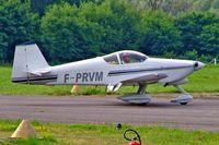 F-PRVM @ LFLV - Van's RV-6A [24431] Vichy~F 08/07/2006
