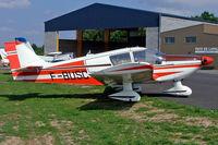 F-BUSC @ LFHX - Robin HR.100/210 Safari [170] Lapalisse-Perigny~F 07/07/2006
