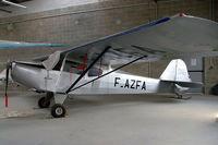 F-AZFA @ LFOZ - Auster J/2 Arrow [2377] Orleans-St. Denis~F 06/07/2006