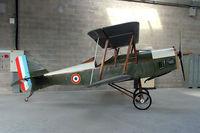 45-MA @ LFOZ - The Squadron SE.5A Replica [Unknown] Orleans-St. Denis~F 06/07/2006