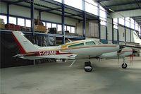 F-GRMP @ LFOZ - Cessna 310R [310R-1250] Orleans-St. Denis~F 06/07/2006