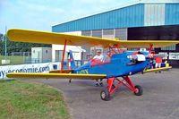 F-AZYN @ LFLV - Indraero Aero 101 [011] Vichy~F 08/07/2006
