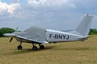F-BNYJ @ LFFQ - Socata GY-80-180 Horizon [201] La Ferte Alais~F 06/07/2006