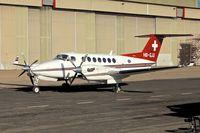 HB-GJU @ EGNX - Raytheon Aircraft Company B300, c/n: FL-327 at East Midlands