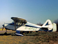 G-APUT photo, click to enlarge