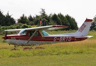 G-BRTD @ EGHP - At Popham fly-in - by John Coates