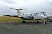 F-GHLB @ LFOQ - Beech 200 Super King Air [BB-349] (Air Bretagne) Blois-Le-Breuil~F 07/07/2006