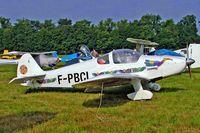F-PBCL @ LFLV - Nicollier HN.700 Menestrel [97] Vichy~F 08/07/2006