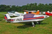 F-PABL @ LFLV - Nicollier HN.434 Super Menestrel [17] Vichy~F 08/07/2006