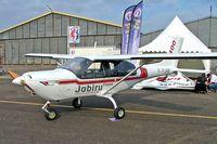 F-PJAB @ LFLV - Jabiru J400 [102] Vichy~F 08/07/2006