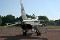 E40 @ LFDN - Sepecat Jaguar E, Rochefort-St Agnant AB 721 (LFDN-RCO) Open day 2011 - by Yves-Q
