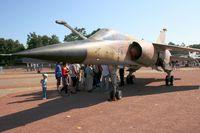 202 @ LFDN - Dassault Mirage F1-C, Rochefort-St Agnant AB 721 (LFDN-RCO) Open day 2011 - by Yves-Q