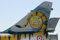 44 @ LFDN - Dassault Mirage 2000C, 50th anniversary of Tiger Meet, Rochefort-St Agnant AB 721 (LFDN-RCO) open day 2011 - by Yves-Q