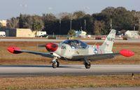 N68FD @ KISM - Siai-Marchetti F.260C
