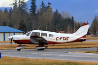 C-FTAT @ CYNJ - Getting ready to depart - by Guy Pambrun