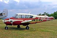 F-BOHI @ LFFQ - Piper PA-23-250 Aztec [27-319] La Ferte Alais~F 06/07/2006