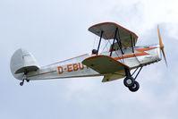 D-EBUT @ EGSU - Visitor @ Flying Legends - by Fred Willemsen