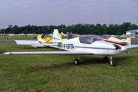 F-GRTA @ LFLV - Fournier RF-47 [03] Vichy~F 08/07/2006