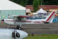 F-GHNZ @ LFLV - Cessna 152 [152-79559] Vichy~F 08/07/2006