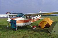 D-EEQA @ LFLV - R/Cessna F.172N Skyhawk [1697] Vichy~F 08/07/2006 - by Ray Barber