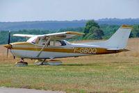 F-GBQQ @ LFGH - R/Cessna F.172N Skyhawk [1848] Cosne-sur-Loire~F 08/07/2006