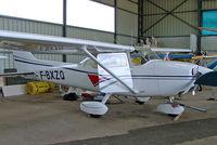 F-BXZQ @ LFGH - R/Cessna F.172M Skyhawk [1285] Cosne-sur-Loire~F 08/07/2006