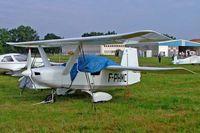 F-PHMC @ LFLV - Croses LC.6 Criquet W [122] Vichy~F 08/07/2006