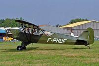 F-PHUF @ LFLV - Piper 1 Camandre [01] Vichy~F 08/07/2006