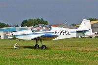 F-PFCL @ LFLV - Quercy CQR-01 [05] Vichy~F 08/07/2006