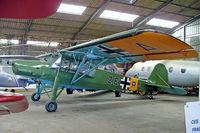 F-AZRA @ LFFQ - Morane Saulnier MS.505 Criquet [2039/14] La Ferte Alais~F 06/07/2006