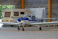 F-GANF @ LFHX - Fournier RF-6B-120 [44] Lapalisse~F 07/07/2006