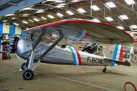 F-BCNL @ LFFQ - Morane-Saulnier MS.317 [6527/273] La Ferte Alais~F 06/07/2006 - by Ray Barber