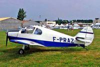 F-PRAZ @ LFLV - Gardan GY-201 Minicab [A.243] Vichy~F 08/07/2006
