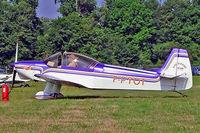 F-PYOT @ LFLV - Piel CP.320 Super Emeraude [386] Vichy~F 08/07/2006