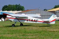 21-AAF @ LFLV - Pottier P.130L Bleu Citron [1114] Vichy~F 08/07/2006