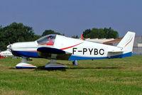 F-PYBC @ LFLV - Heintz Zenith 100 [28] Vichy~F 08/07/2006